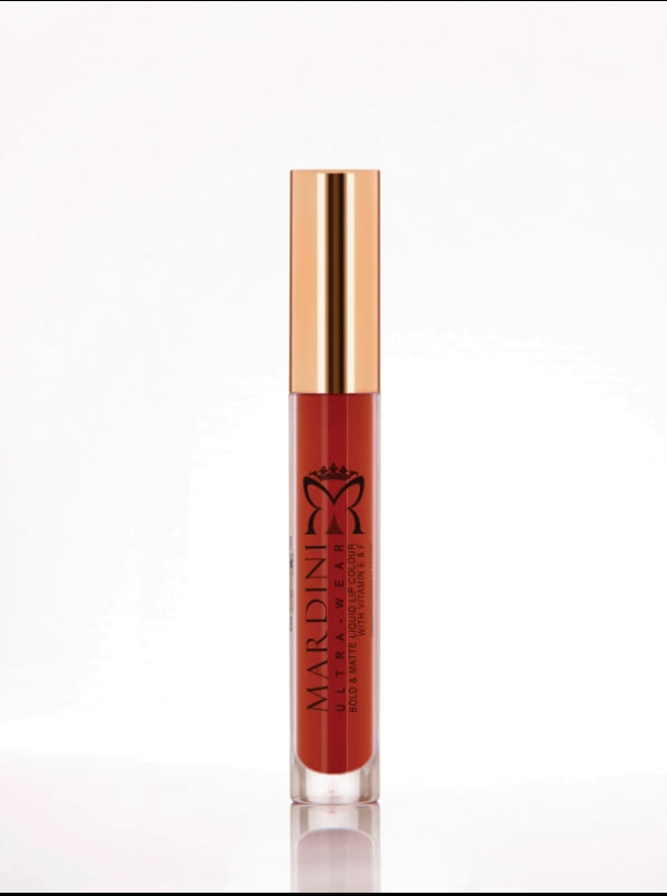 MARDINI ULTRA WEAR BOLD MATTE LIQUID LIP COLOUR